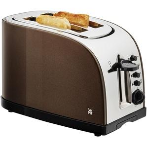 WMF Toaster Terra  0414010081 ¦ braun ¦ Kunststoff, Edelstahl ¦ Maße (cm): B: 27 H: 18 T: 14