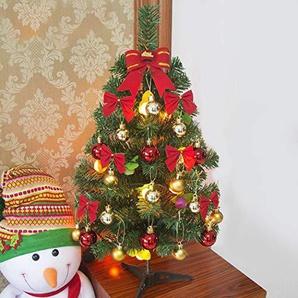 Gfone 60cm LED Licht Bälle Weihnachtsbaum Home Party Festival DIY Dekoration Künstliche Weihnachtsbäume