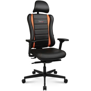 Topstar Sitness RS Pro Gamingstuhl Schwarz/Orange