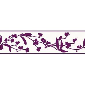 Bordüre »Wonderful Color«, weiß, 0,17x5,00 m, FSC®-zertifiziert, SCHÖNER WOHNEN-Kollektion