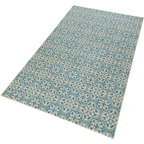 Teppich »Pattern«, HANSE Home, rechteckig, Höhe 9 mm, Muster in Fliesen-Optik