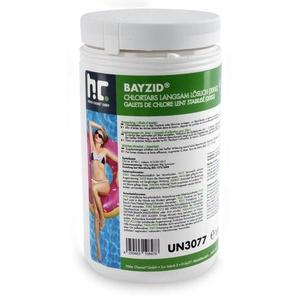 6 x 1 kg BAYZID® Chlortabs 200g langsam löslich - HöFER CHEMIE