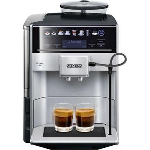 SIEMENS Kaffeevollautomat EQ.6 plus s300 TE653501DE silber