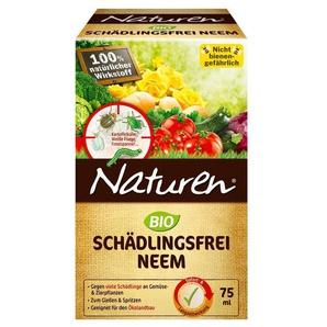 NATUREN Dünger »Bio Schädlingsfrei Neem«, 75 ml