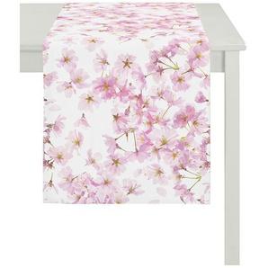 Tischlaeufer Springtime Cherryblossom
