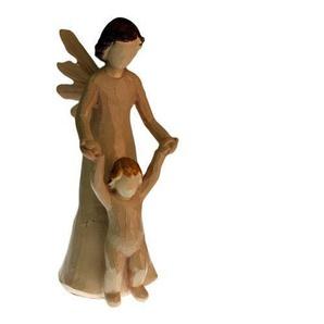 LRG Natures Angels–Mutter & kleiner Junge