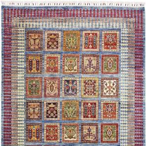 Orientteppich Arijana Bakhtiari 202x154 Handgeknüpfter Teppich
