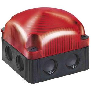 WERMA LED-Dauerleuchte 12V DC rot