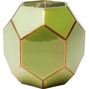 Vase Art Pastell Grün 18cm