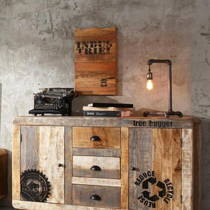 Home Affaire Sideboard »Bully«, braun