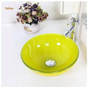waschbecken aus glas preise qualit t vergleichen m bel 24. Black Bedroom Furniture Sets. Home Design Ideas
