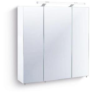 Schildmeyer Spiegelschrank ,Weiß