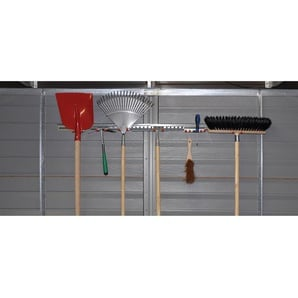 Geräteleisten-Set für Metallgerätehäuser
