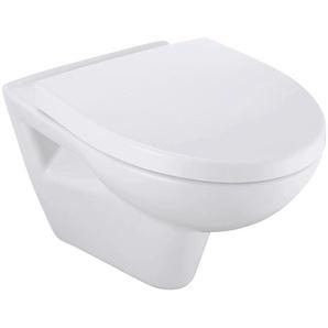 Design Line Parva spülrandloses Wand-WC-Set Clean On 2-tlg.