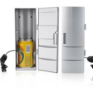 Desktop Mini Kühlschrank Usb Gadget Getränke Dosen Kühler Wärmer Kühlschrank Tragbare Cola Können Kühlschrank 5 V Kühlschränke Und Gefriergeräte Großgeräte