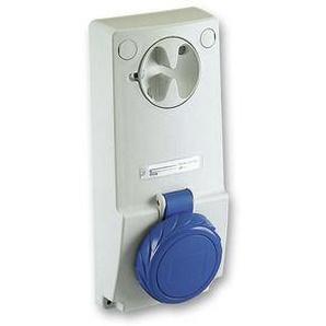 SCHNEIDER ELECTRIC Anbausteckdose verriegelt, 32A, 3p+N+E, 200-250 V AC, IP65