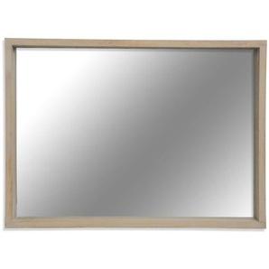 Wandspiegel Eicheoptik, B:52cm x H:72cm, natur
