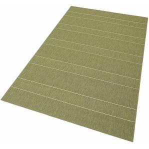 Hanse Home Teppich  »Fürth«, 200x290 cm, 8 mm Gesamthöhe, grün