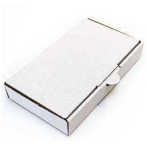 800 Warensendungen 180 x 100 x 30 Maxibriefkarton Post Maxibrief Karton in WEISS - KK VERPACKUNGEN