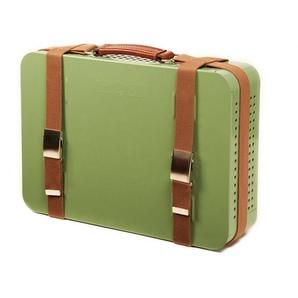 Grill Mon Oncle grün, Designer Mermelada Estudio, 44x32x12 cm