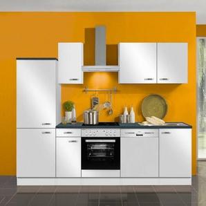 Optifit Küchenzeile mit E-Geräten »All Inclusive «, 270 cm