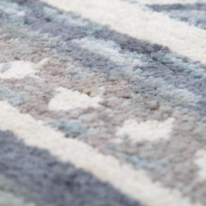 Teppich FRANCESCO Polyester THEKO die markenteppiche Francesco_24718_655 (BL 70x140 cm) THEKO die markenteppiche 140 x 200 cm