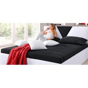 Westfalia Schlafkomfort Tagesdecke, schwarz