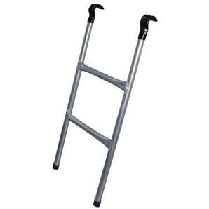 SixBros. Trampolinleiter für Gartentrampolin 1,85m - 4,60m - Leiter versch. Größen - LT-1238 - Größe 1,85 m - 2,55 m