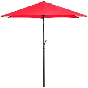 Butlers Siesta Sonnenschirm mit Kurbel