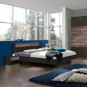 Wimex  Schlafzimmer-Set  »Ilona«, grau