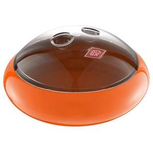 Wesco: Box, Orange, Transparent, H 10,7