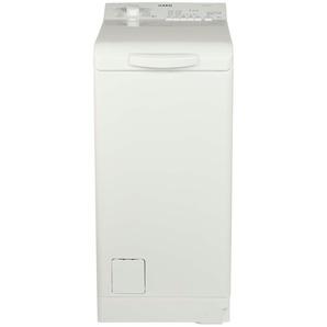 AEG Toplader  L51260TL ¦ weiß ¦ Metall-lackiert, Kunststoff, Edelstahl ¦ Maße (cm): B: 40 H: 89 T: 60 Elektrogeräte  Waschmaschinen » Höffner