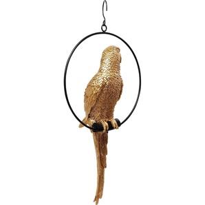 KARE Dekoobjekt Swinging Parrot