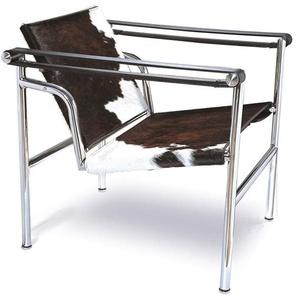 LC1 Stuhl Le Corbusier - Pony Braun