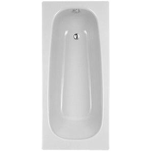 Kaldewei Stahl-Badewanne Saniform Plus 160 cm x 70 cm Weiß