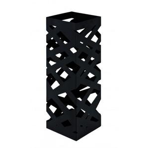 Schirmständer Stahl schwarz HAKU MÖBEL 26529 (BHT 16x48x16 cm)