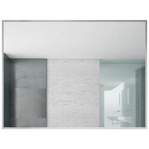 Spiegel Concave 800 x 600mm - silber - Aluminium - BADPLAATS