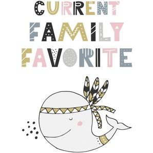 Lüttenhütt Leinwandbild Family Favorite
