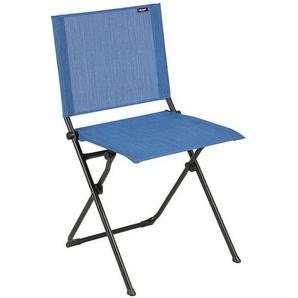 Klappstuhl Anytime Lafuma blau, 87x49x50 cm