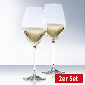 RIEDEL Sektglas / Weinglas im 2er Set für je 445 ml VERITAS Champagner/Prosecco