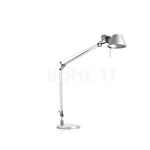 Artemide Tolomeo Tavolo LED Tunable White, Aluminium poliert & eloxiert