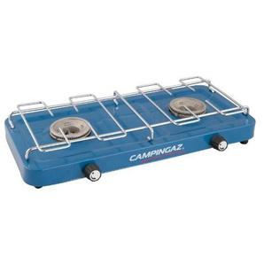 Campingaz Base Camp kompakter Outdoor Campingkocher, Gaskocher 2 flammig, Tischkocher 3.200 Watt