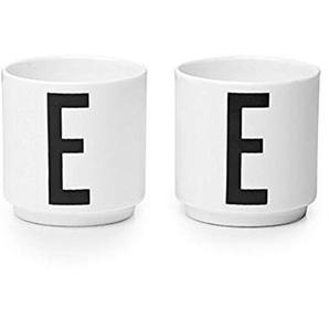 Design Letters Porzellan Eierbecher E Set