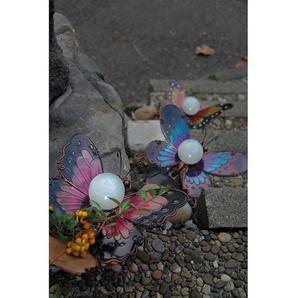 Solar-Dekoleuchte Schmetterling IV