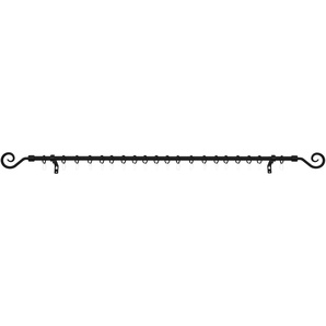 Gardinenstange Kringel LICHTBLICK Fixmaß