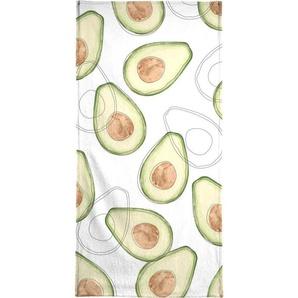 Avocado - Strandtuch