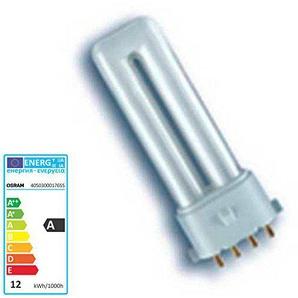 Osram Leuchtstofflampe DULUX S/E 9W/830 VPE=10 Stück