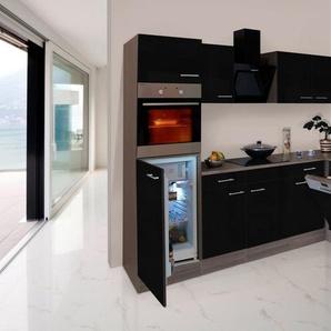 RESPEKTA Küchenzeile mit E-Geräten »York Winkelküche, Breite 280x172cm«