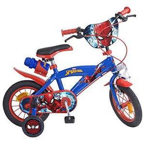 12 12Zoll Kinderfahrrad Kinder Disney Jungen Fahrrad Rad BMX Spiderman Bike ES