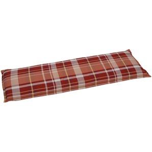 Auflage  Square ¦ rot ¦ Maße (cm): B: 45 H: 6 Garten  Auflagen & Kissen  Sonstige Sitzkissen » Höffner